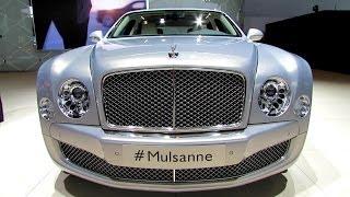 Bentley at the 2014 Los Angeles Auto Show