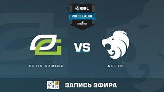 OpTic Gaming vs. North - ESL Pro League S5 - de_mirage [Enkanis, yxo]