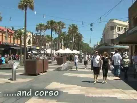Video of Manly Backpackers
