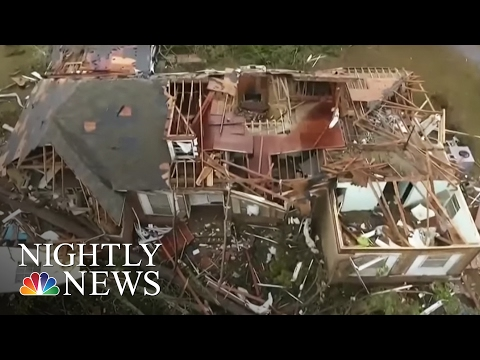 At Least 20 Killed As Tornadoes, Severe Storms Hit Southeastern US | NBC Nightly News