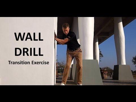 Cure Over The Top Golf Swing – Wall Drill
