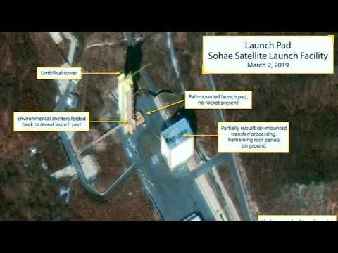 Nordkorea: Nach Gipfeltreffen mit Trump Raketenanlage ...