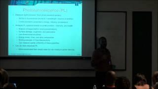 A Tutorial On Optical Characterization Methods; VI1, VI2, VI3, VI4