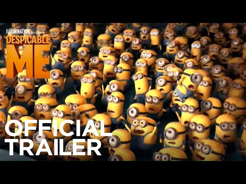 Despicable Me | Official Trailer #4: Minions Steal YouTube | Illumination