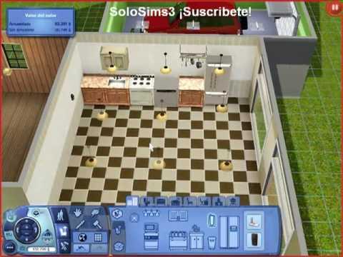 Video 3 de Los Sims 3:  Crear tu casa parte 3