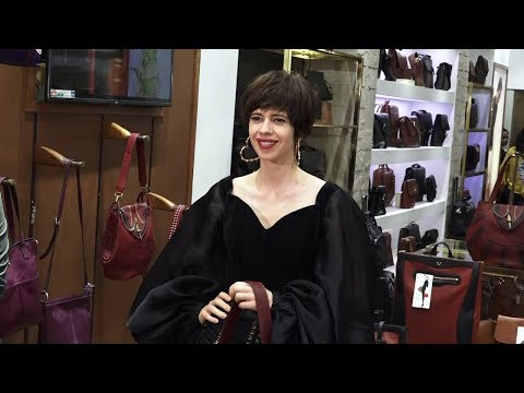 Kalki Koechlin Collaborates With Hidesign for Her Latest Collection