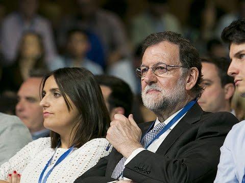 """Mariano Rajoy: """"No vamos a renunciar de ninguna manera a mejorar España"""""""