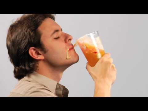 man-drinks-fat