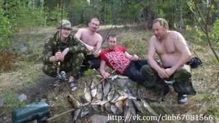 Рыбалка в Карелии 2014 (фильм второй 21-22 мая 2014г.)