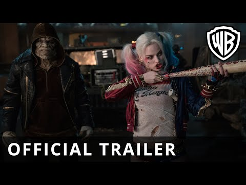Nerds Rejoice! A New Suicide Squad Trailer