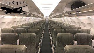 JetBlue A320 Core Class (Economy) Review