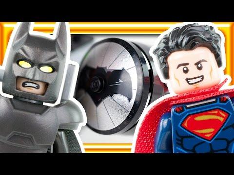 Vidéo LEGO DC Comics Super Heroes 76044 : Le combat des Héros
