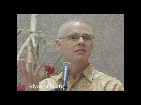 Adyashanti Video: A Foundation Based in Stillness