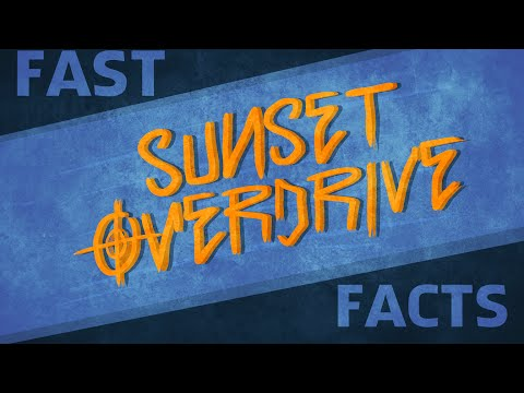 Facts - Dodger is here with your Sunset Overdrive Fast Facts! Subscribe: http://bit.ly/MoarLore See what's next on Maker.TV ▻ http://mker.tv/Lore Follow Lore on Twitter: https://twitter.com/loreinaminute...