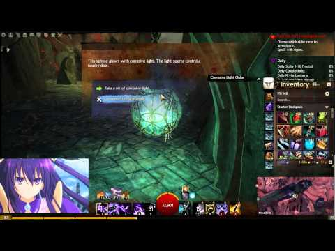 Light Orbs Elementalist Solo [Restricted] (видео)