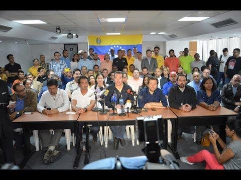 Tomás Guanipa: 'Este miércoles todos al CNE a defender la Constitución'