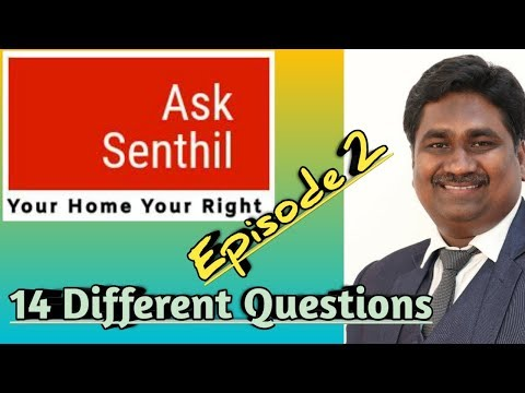 #AskSenthil - Episode 2 | 14 Different questions
