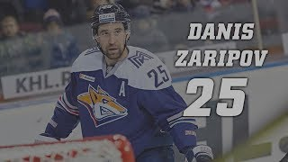 Danis Zaripov Top 10 KHL Plays