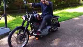 9. Buford - 2004 Harley Softail FXST