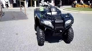 10. 2017 - Honda FourTrax® Rancher® 4x4 DCT IRS EPS