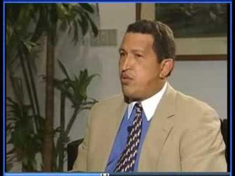 Tres Mentiras Hugo Chavez a Jorge Ramos