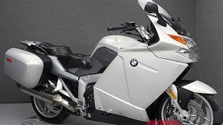 5. 2007 BMW K1200GT  - National Powersports Distributors