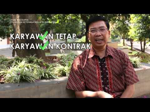 LEGAL DISCOURSE – Hukum Ketenagakerjaan di Indonesia