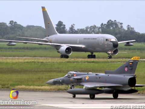 poder militar de colombia 2014 y sus adquisiciones
