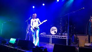 THE DARKNESS LIVE -EASTER IS CANCELLED TOUR 2019- DECKCHAIR