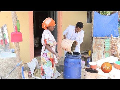 EBS Special Show: how to make Tela (ጠላ) Ethiopian traditional beer