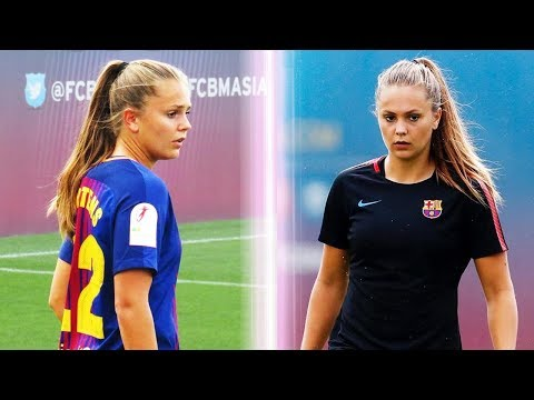 Lieke Martens - Messi In Women's Football | FC Barcelona Femení | 2017/2018 HD