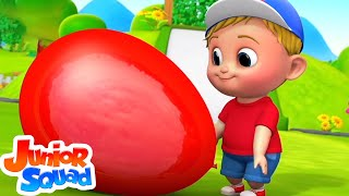 Video Balloon Song For Kids & Children   Nursery Rhymes For Toddler   Baby Rhyme By Junior Squad MP3, 3GP, MP4, WEBM, AVI, FLV Desember 2018