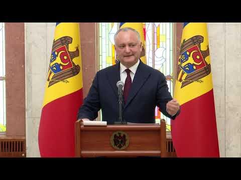 Președintele Republicii Moldova a convocat în regim de urgență ședința Consiliului Suprem de Securitate