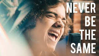 image of Camila Cabello - Never Be the Same (Cover by Alexander Stewart)