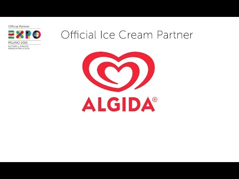 Official Partner Expo Milano 2015: ALGIDA