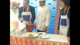 EU Travelling Tour Of Thailand At The University Of Ubon Ratchathani (8 February 2012)