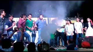 Video Jigelu Rani Song Dance Performance By Hero NANDU In Nuzvid IIIT College MP3, 3GP, MP4, WEBM, AVI, FLV September 2018