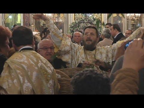 Η  πρώτη Ανάσταση στον Αγιο Κωνσταντίνο Ομονοίας
