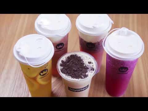 Royaltea - Thương hiệu trà sữa danh tiếng sô 1 HongKong
