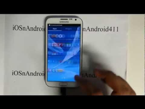 Rooting the Samsung Galaxy Note 2 [NO BRAINER GUIDE] How to Root Tutorial