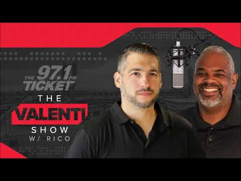 Valenti Show With Rico - Lions Lose To The Bears, Dave Birkett, Mike's DIY Experience 9/17/2020