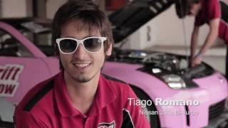 Why Pink? Nissan 350z Drift Hobby - Tiago Romano