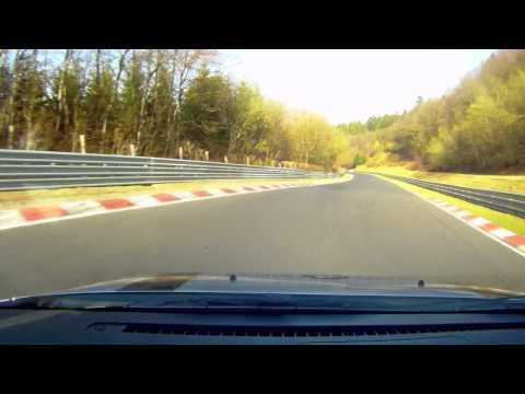 Nurburgring Rental Car Battle: Swift vs Swift Lap 2