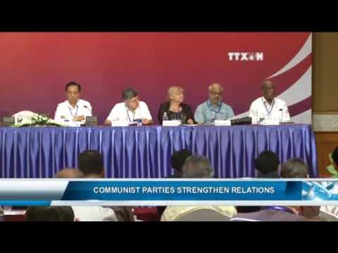 Hanoi hosts int'l meeting of communist and workers' parties
