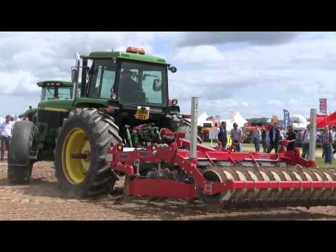 Cereals 2014 – The machines