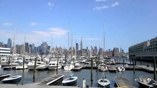 Weehawken (NJ) United States  city pictures gallery : Lincoln Harbor Marina, Weehawken, NJ