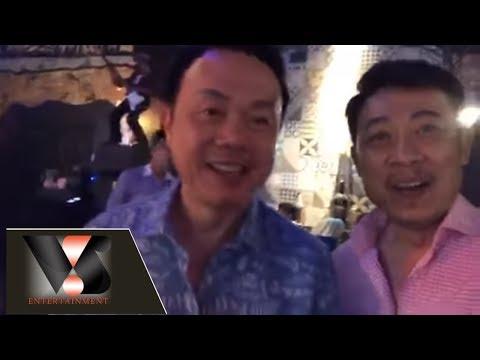 [Live Stream] Danh hài Chí Tài đến ủng hộ nhà hàng POP LOUNGE của Vân Sơn - Thời lượng: 8:37.