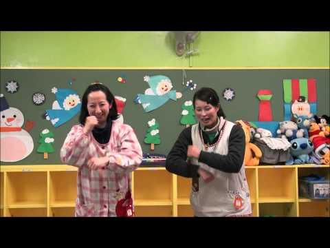 ともべ幼稚園「手遊び・歌遊びVOL.78 なっとう」