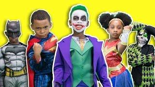 Video Batman vs Superman vs Justice League Part 3 ZZ Kids TV download in MP3, 3GP, MP4, WEBM, AVI, FLV January 2017