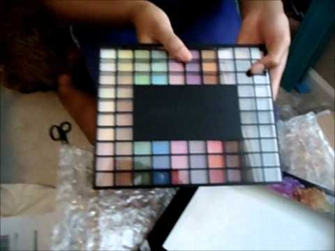 Open Box Video : Elf Cosmetics (видео)